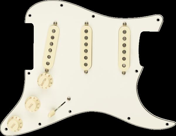 Fender Pre-Wired Strat« Pickguard,57/'62 SSS