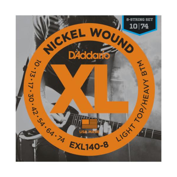 DAddario EXL140-8 Saiten E-Gitarre