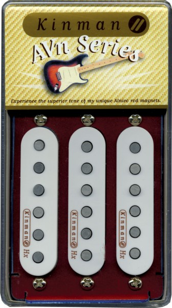 Kinman Pickup Blues 3 Set