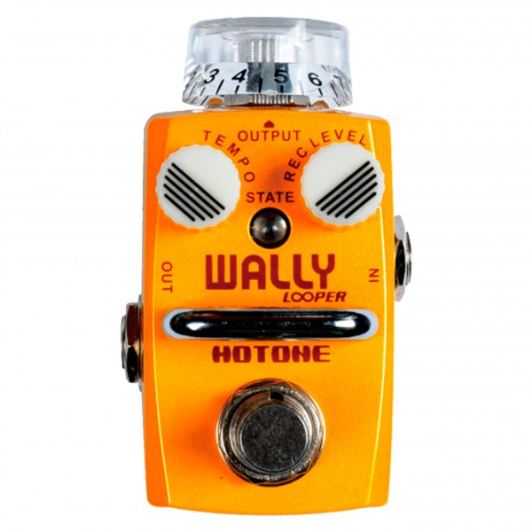 Hotone WALLY LOOPER Stompbox