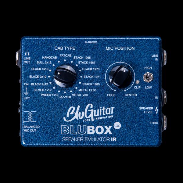 BluGuitar BluBOX VSC