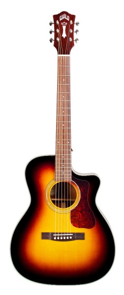 Guild OM-140CE Sunburst
