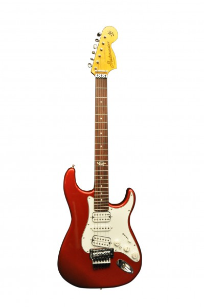 MJ Mastercaster Candy Apple Red