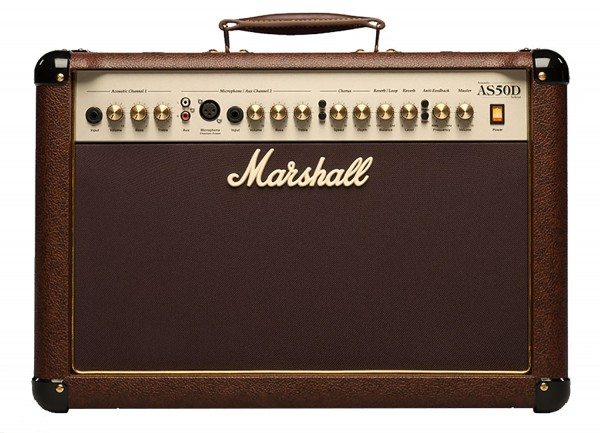 Marshall Acoustic Soloist AS 50 D