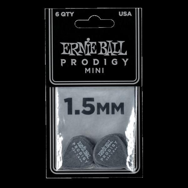 Ernie Ball EB9200 Prodigy Picks 1,5mm