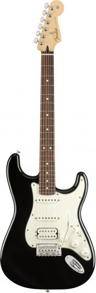 Fender PLAYER STRAT HSS PF BLK