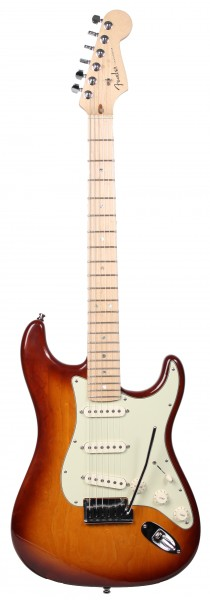 Fender Stratocaster Deluxe Tobacco Sunburst 2009 (2nd hand)