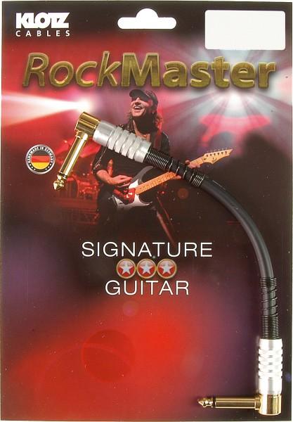 Klotz Rockmaster Patchkabel MJPC15, 15cm