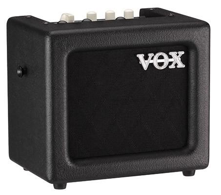 Vox Mini3 G2 Gitarrencombo Schwarz