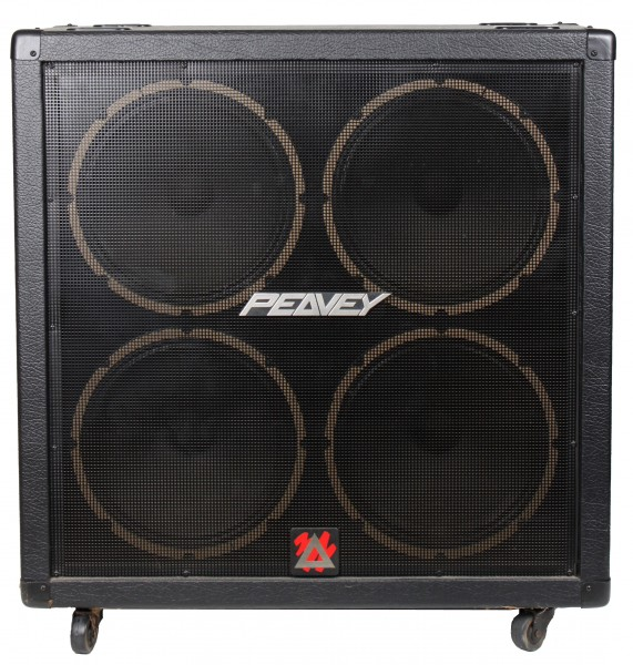 Peavey 412 J straight 4x12 Jensen (second hand)