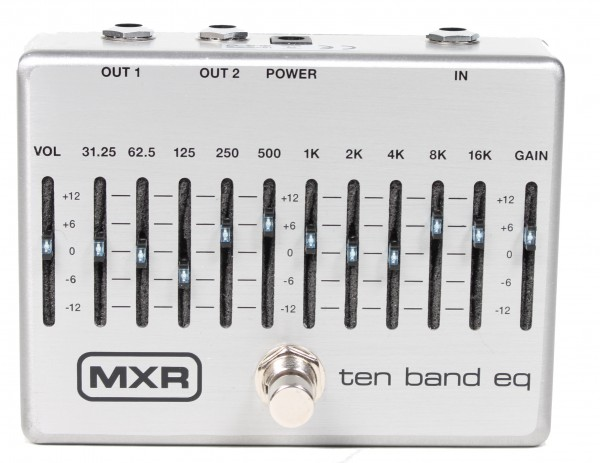 MXR Ten Band EQ (2nd hand)