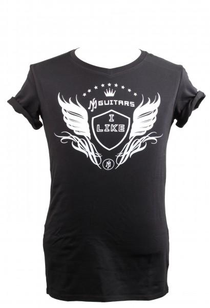 MJ T-Shirt 9 Anniversary V-Neck
