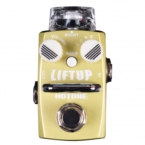 Hotone Lift-Up Stompbox