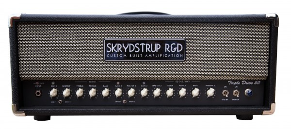 Skrydstrup TD 50 Triple Drive Tube Amplifier